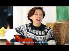 German Dative Prepositions-Sing-a-long
