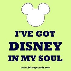 I'll always be a Disney girl...