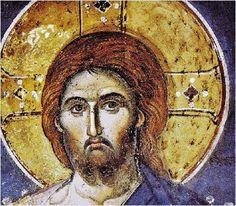 ΜΑΝΟΥΗΛ ΠΑΝΣΕΛΗΝΟΣ - Jesus Christ, Mona Lisa, Artwork, Paintings, Picasa, Byzantine Icons, Fresco, Work Of Art, Auguste Rodin Artwork