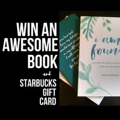 Win a copy of Laura Dingman's I Am Found Bible Study and a Starbucks gift card, too! Quit hiding from God and others. Kick shame and guilt to the curb.