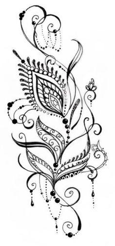 Trendy tattoo mandala dos patterns 46 ideas Source by amizadecita Trendy Tattoos, Love Tattoos, Beautiful Tattoos, New Tattoos, Tattoos For Guys, Anklet Tattoos, Feather Tattoos, Wrist Tattoos, Pfau Tattoo