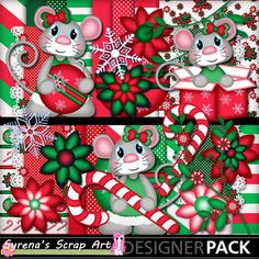 Christmouse Digital #scrapbook kit http://www.mymemories.com/store/display_product_page?id=SESA-CP-1406-63771&r=syrenasscrapart