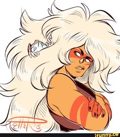 Oh my god Pearl though<<<I really want Steven universe hair SO MUCH VOLUME....even though mine is pretty close