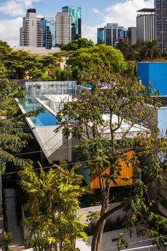Casa de fim de semana em São Paulo / SPBR