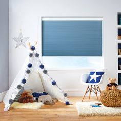 Make summer nights longer for your kids! Creating sleepy ambience even when the sun is shining bright is possible. Our blackout pleated blinds are great for light & temperature control, plus they come in so many bright colours. Browse our range here: Insomnia In Children, Insomnia Help, Insomnia Causes, Childrens Blinds, Patterned Blinds, Longing For You, Bright Colours, Summer Nights, Toddler Bed