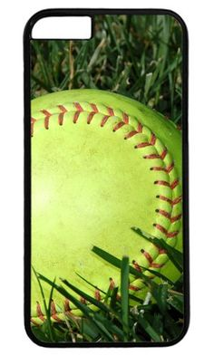 A Softball in Grass Large DIY Hard Shell Black Best Fashion iphone 6 plus Case lovely case http://www.amazon.com/dp/B00QPU7FI4/ref=cm_sw_r_pi_dp_Unv3ub1SAY4K1