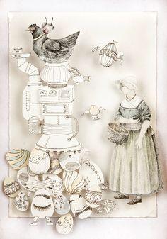 Huevos by Teresa Currea