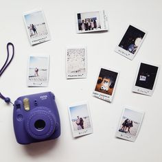2016 Lifestyle Favorites   Check out how I use my Fujifilm Instax Mini 8 to memory keep!