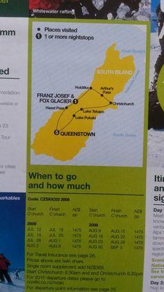 7 Day Christchurch To Christchurch