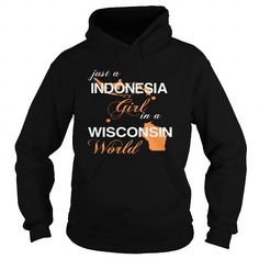 INDONESIA-WISCONSIN - #floral shirt #shirt fashion. INDONESIA-WISCONSIN, cat sweatshirt,sweaters for fall. CHECK PRICE =>...