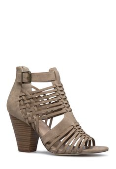 THANDIE HEELED SANDAL - ShoeDazzle