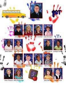 preschool yearbook templates - Google Search