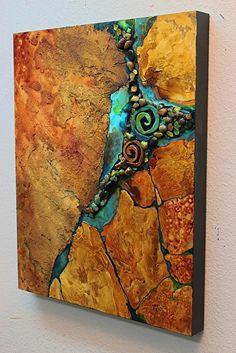 The Modern Art Movements – Buy Abstract Art Right Modern Art Movements, Encaustic Art, Abstract Photography, Mosaic Art, Medium Art, Art Techniques, Mixed Media Art, Mixed Media Painting, Art Blog