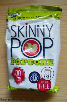 Skinny Pop Popcorn - #vegancuts