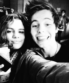 selena gomez and luke hemmings - Google Search