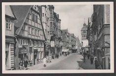 Germany, Lippstadt. Where my Oma grew up!