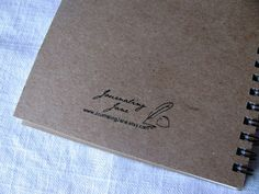 Reasons I want to marry you 5 x 7 journal von JournalingJane
