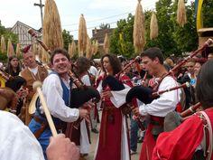 Fête Médiévale de Provins - 2008