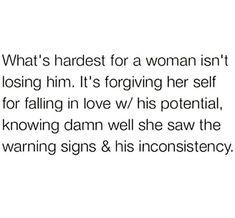 Love W, Warning Signs, Forgiveness, Falling In Love, Bae, Self, Letting Go