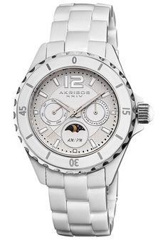 Akribos XXIV AK596WT Watch