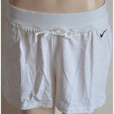 Nike dámské šortky bílé M