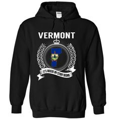 Vermont It's Where My Story Begins T-Shirts, Hoodies. SHOPPING NOW ==► https://www.sunfrog.com/States/Vermont--Its-Where-My-Story-Begins-mpwbivejyn-Black-Hoodie.html?id=41382