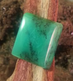 Hey, I found this really awesome Etsy listing at https://www.etsy.com/listing/202609780/chrysoprase-australian-dendritic