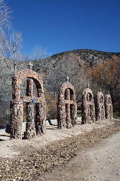 24 Stunningly Beautiful Places In The Southwest You Need To Visit Before You Die / El Santuario de Chimayo is a National Historic Landmark and famous as a contemporary pilgrimage site.