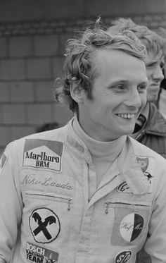 lifestylestudies: Vintage F1: Niki Lauda: Patches