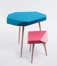 POLYHEAD (thedesignwalker: table)
