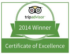 """""""History lesson on Ireland""""   Thanks to all who have shared reviews via our TripAdvisor page. We are delighted to once again receive a Certificate of Excellence."""