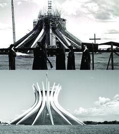 Galería de Cuanto cambió Brasilia en 56 años, según los fotógrafos Marcel…