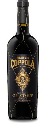 Francis Ford Coppola 2010 Black Label Claret - Retails around twenty-five dollars; this blend of cabernet sauvignon, petit verdot, malbec, and cabernet franc is better than the Godfather part 3.