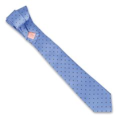 The Sullivan Skinny tie features a dot design pattern in contrasting colours. A classic look with a modern cut. WAS: 295 NOW: