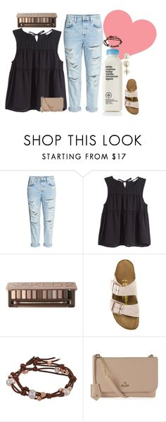"""we ain't ever getting older"" by alexislynea-804 ❤ liked on Polyvore featuring H&M, Urban Decay, Birkenstock, Chan Luu, Vivienne Westwood and Lord & Taylor"