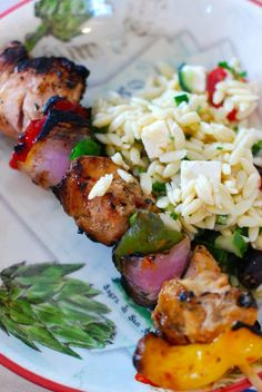 Grill it Up! Chicken Kebab 101. Re-pin now, check later.
