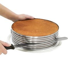 Dobos (Torte) Cake Layer Slicing Kit