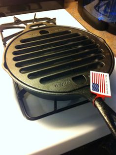 """Yes the PG (Pan Grill-it) fits and nestles inside of a 10 3/4"""" Lodge set. Place in the oven 20 min at 400 degrees. Pull out with hot pads place on burner, slap your fix'ns on then pour your 3/4 cup water spun with your favorite spices and you got a whole new world of fun, taste and love."""