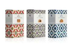 Dear Crete: The Eclectic Series via @thedieline #packaging