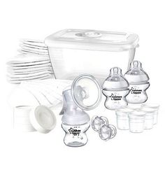 Tommee Tippee Closer to Nature Breast Feeding 156 Advantage card points. Tommee Tippee Closer to Nature Breastfeeding kit has all you will need to get you started imcluding manual breast pump, feeding bottles soothers FREE Delivery on orders over http://www.MightGet.com/april-2017-1/tommee-tippee-closer-to-nature-breast-feeding.asp