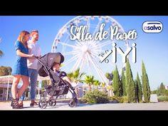 Silla de Paseo yIYI l La Silla de Moda más Atractiva y Completa l Asalvo - YouTube