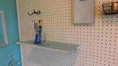 One Room Challenge: Week 5 | Craft Room Redo