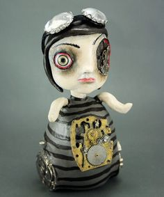 John Steampunk Souls Art Doll | Our story begins in a far aw… | Flickr