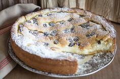 Lattice Cheesecake / Tvarohový Mriežkový Koláč