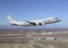 SPEED OF LIGHT: SPEED OF LIGHT: The Airborne Laser Testbed (ALTB), a modified 747-400 cargo plane, used a directed-energy weapon to destroy a ballistic missile in flight during a 2010 test