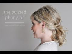 Going to an event, need a polished look for work, or a cool hairstyle for summer? These 10 simple updos for shoulder length hair will cover all your bases. Hairstyles For Medium Length Hair Tutorial, Braids For Medium Length Hair, Wedding Hairstyles Tutorial, Up Dos For Medium Hair, Medium Hair Styles, Short Hair Styles, Hair Medium, Mom Hairstyles, Summer Hairstyles
