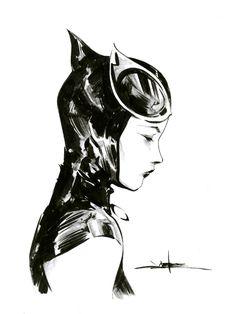 Catwoman - Jae Lee