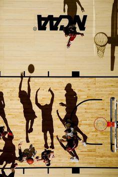 Tournoi NCAA. (Greg Nelson / World Press Photo)