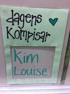 bild Swedish Language, Bra Hacks, Exit Tickets, Team Building, Social Skills, Preschool, Teacher, Education, Learning