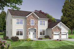 Carlisle NS307A - Manorwood Two Story Homes